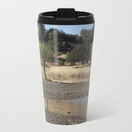 Horseshoe Lake, Chico California Travel Mug