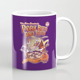 Pork butts and taters Coffee Mug