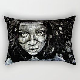 Stargazer (VIDEO IN DESCRIPTION!) Rectangular Pillow