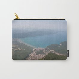 The Gulf of Gökova and Akyaka Town Carry-All Pouch
