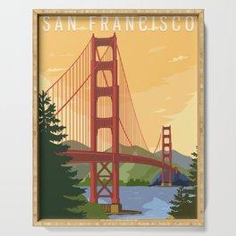 San Francisco Serving Tray