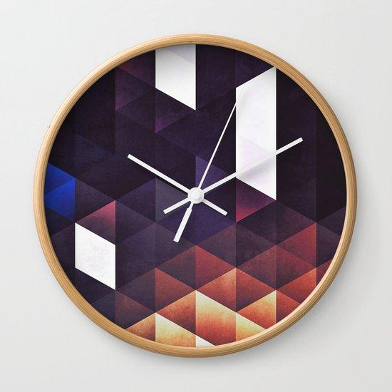 myga myga Wall Clock