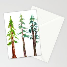 Tall Trees Please Stationery Cards