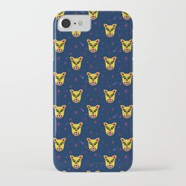 Jaguar Cosmic Nights iPhone Case
