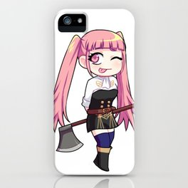 Chibi Hilda iPhone Case