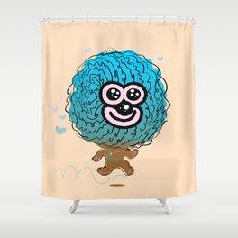 Little Runner Shower Curtain