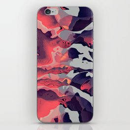 Battle of the Colors iPhone Skin