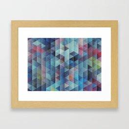 SENESCENCE Framed Art Print