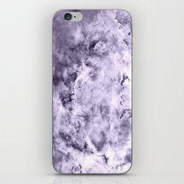 Lavender Gray Carina nEbULa iPhone Skin