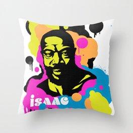 Soul Activism :: Isaac Hayes Throw Pillow