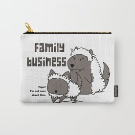 Family Business Carry-All Pouch