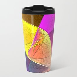 Pinwheel Travel Mug