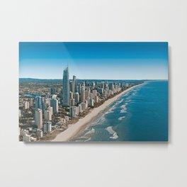 Dubai 20 Metal Print