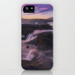 Low-key Point Of View iPhone Case