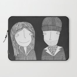 Joel & Clementine Laptop Sleeve