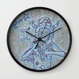 Ao P-Chan Wall Clock