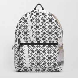 Abstract Stag Backpack