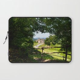 The abandoned ancient Monterano Laptop Sleeve