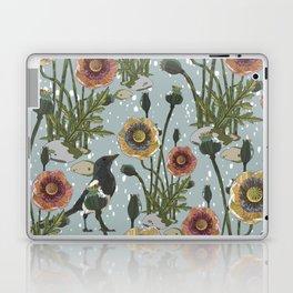 Aye Aye Magpie! Laptop & iPad Skin
