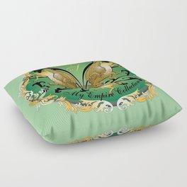 My Empire Collection Summer Set mint green Floor Pillow