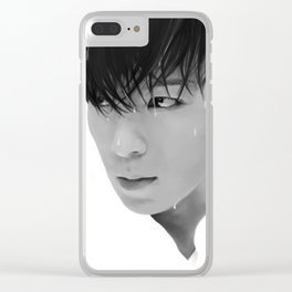BigBang T.O.P. Clear iPhone Case