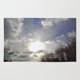 Winter Sky Rug