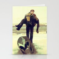 xmen Stationery Cards featuring Xmen First Class by brilcrist