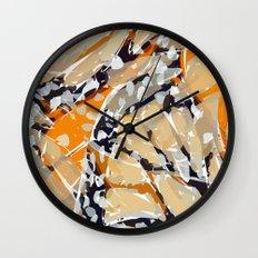 land of forgotten boomerang Wall Clock