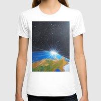 neon genesis evangelion T-shirts featuring Genesis by ArT RefugiuM