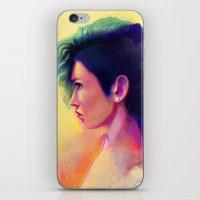 geo iPhone & iPod Skins featuring GEO by Smojojo