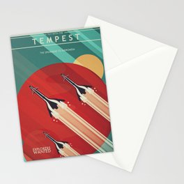 Fly With The Tempest Stationery Cards