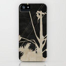 Urban Screen-print iPhone Case