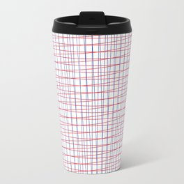 Crosshair (Red and Blue) Travel Mug