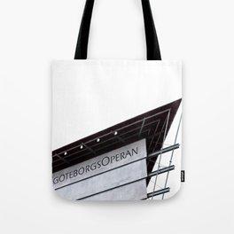 The Gothenburg Opera House Tote Bag