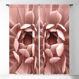 Pink Cactus Blackout Curtain