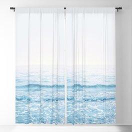 Calm Ocean Blackout Curtain
