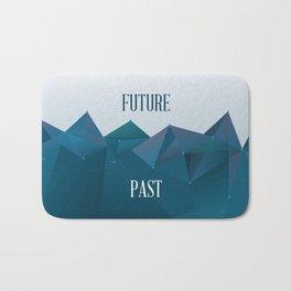 Past and Future Bath Mat