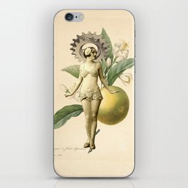 Oranger iPhone Skin
