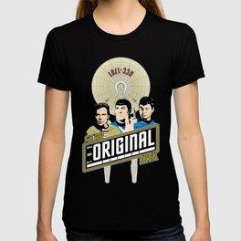 Star Trek TOS Trio T-shirt