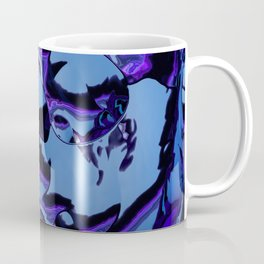 Electrifying Lavender Coffee Mug