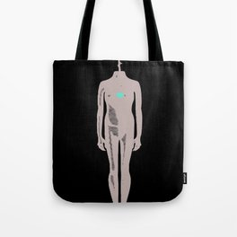 du coeur Tote Bag