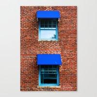 kansas city Canvas Prints featuring Kansas City by Lovejoy Photography