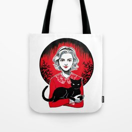 Teenage Witch Tote Bag