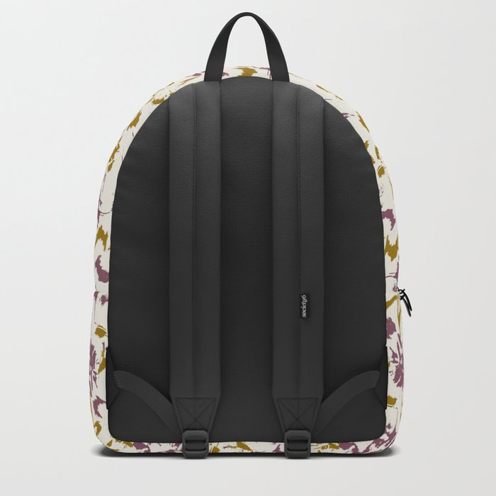 day lilies retro Backpack