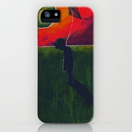 Come Home for Supper iPhone Case