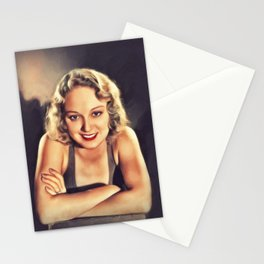 Leila Hyams, Vintage Actress Stationery Cards