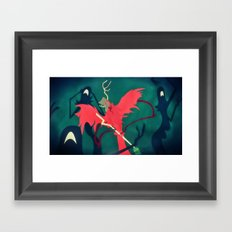 The Duster's Of after Framed Art Print