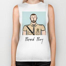 Beard Boy: Stephan Biker Tank