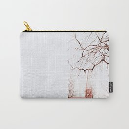 Church and Tree Carry-All Pouch
