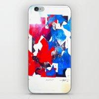 texas iPhone & iPod Skins featuring Texas by Evan Hawley